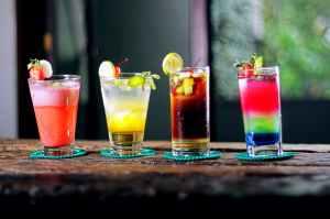 alcoholic beverages bar beverage cocktail